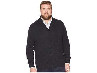 Polo Ralph Lauren Big Tall Wool Shawl Cardigan