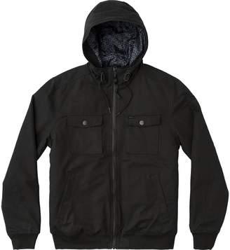 RVCA Hooded Bomber II Jacket - Men's