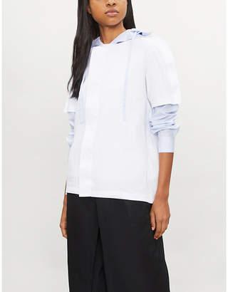 Craig Green Layered cotton-jersey T-shirt