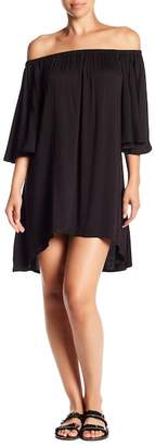 Green Dragon Cover-Up Dress