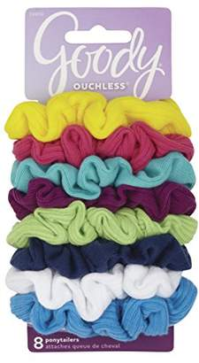 Goody Women's Ouchless Jersey Variety Scrunchies