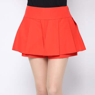 Jill Stuart (ジル スチュアート) - ジル スチュアート JILLSTUART outlet スカート付パンツ