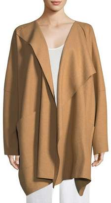 eskandar Open-Front Jacket