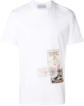 Martine Rose printed T-shirt