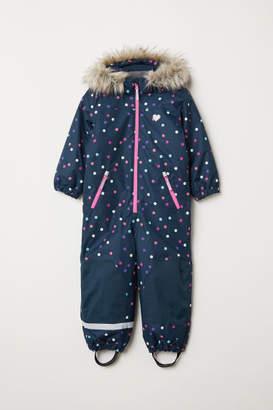 H&M Padded Snowsuit - Blue