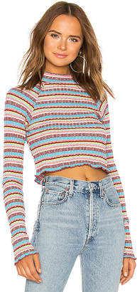 Free People Mirror Tee