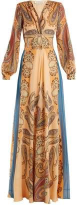 Etro Jasper paisley silk dress
