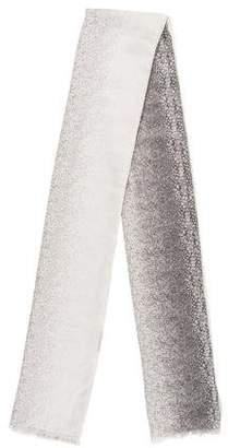Akris Printed Cashmere-Blend Scarf