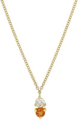 Bony Levy Birthstone Pendant Necklace