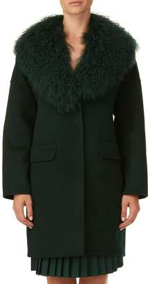 P.A.R.O.S.H. Wool Coat