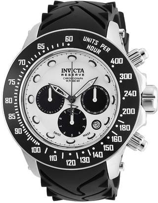 Invicta Reserve Subaqua Speedway Mens Black Strap Watch-22136