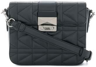 Karl Lagerfeld Paris K/Kuilted cross body bag