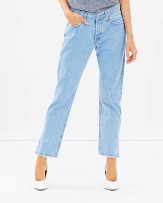 Levi's 501® Crop Detail Jeans