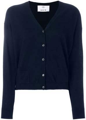 Allude v-neck cardigan