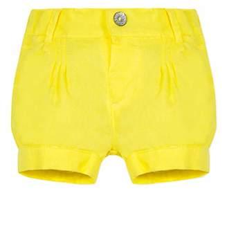 1bd5d8eb67 Catimini Baby Girls' Cn26053 Short, (Mid Yellow 72), (Size: