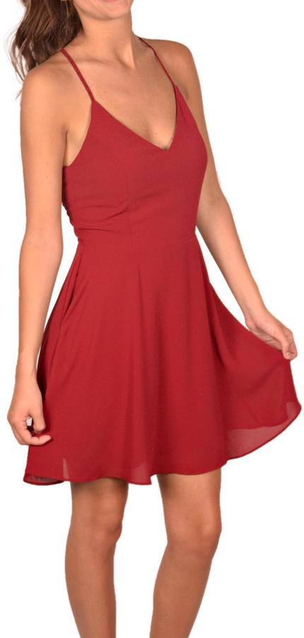 Line & Dot Blonde Ambition Dress