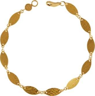 Gurhan Thin Willow Flake Bracelet