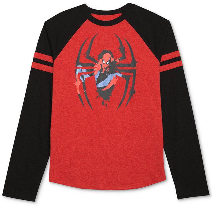 Spider-Man Little Boys' Spider T-Shirt