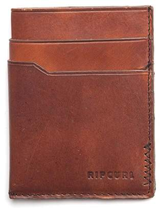 Rip Curl Young Men's Handcrafted Slim Card Accessory