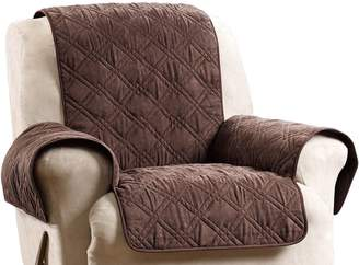 Sure Fit SF44835 Deluxe Non Skid Waterproof Pet Recliner Furniture Cover