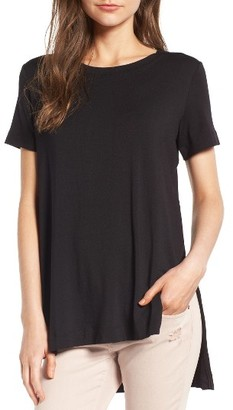 Women's Amour Vert Paola High/low Tee $58 thestylecure.com