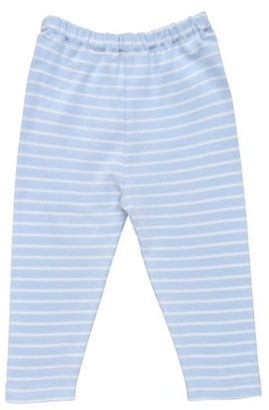 Under the Nile Baby Boy Organic Cotton Pale Blue Stripe Pull On Pants