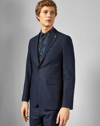 Ted Baker BALRHOT Linen Herringbone jacket