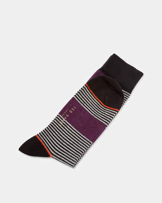 Ted Baker MYYRO Multi patterned cotton socks