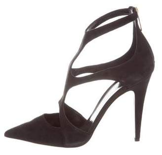 Tamara Mellon Fever Suede Pumps w/ Tags