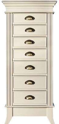 Co Darby Home Hillesden Jewelry Armoire with Mirror
