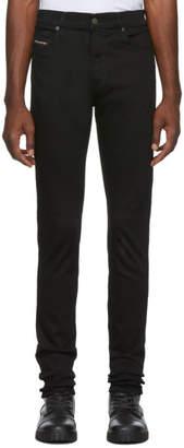 Diesel Black D-istort Jeans