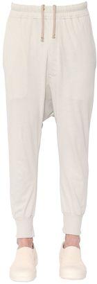 Drkshdw Light Jersey Drawstring Pants $493 thestylecure.com