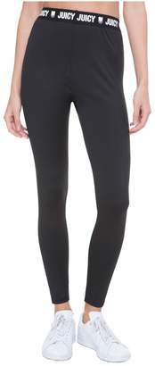 Juicy Couture Inked Heart Compression Legging