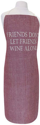 B. Smith METRO FARMHOUSE BY PARK Park Wine Alone Apron