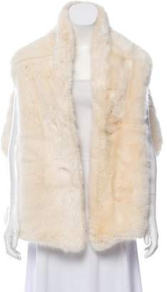 Stella McCartney Alexis Faux Fur Vest w/ Tags