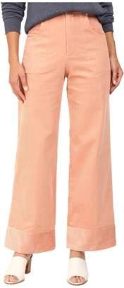 Rachel Antonoff Capri Crop Pants Women's Casual Pants