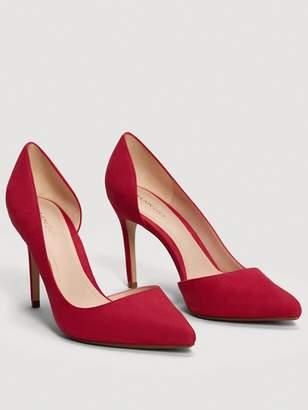 MANGO Audrey Pointed Stiletto Heels