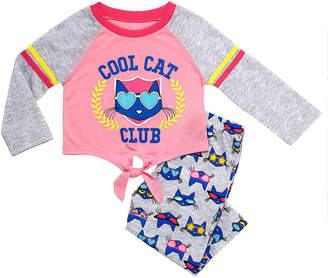 PETE THE CAT Pete The Cat 2pc. Pant Pajama Set - Toddler Girls