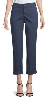 NYDJ Relaxed-Fit Cotton-Blend Chinos