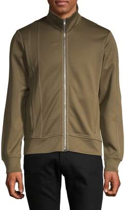 Helmut Lang Stand Collar Full-Zip Track Jacket