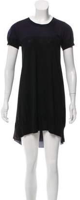 Sacai Luck Knit Mini Dress