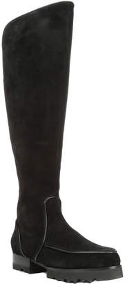 Donald J Pliner Eva Suede Tall Boot