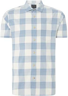 Howick Men's Leverton Check Short Sleeve Shirt