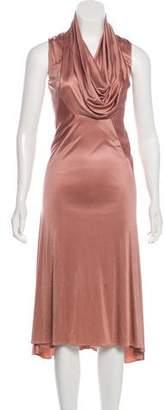 Doo.Ri Cowl Neck Sleeveless Dress