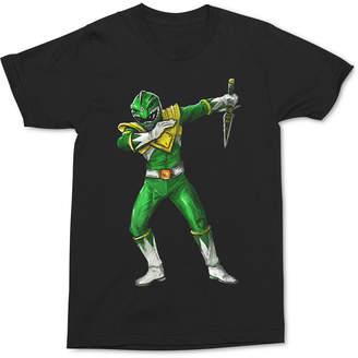 Power Rangers Changes Men's Graphic T-Shirt