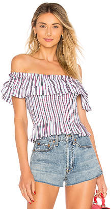 About Us Rayna Off Shoulder Top