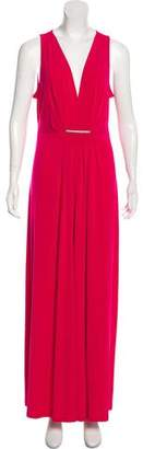 MICHAEL Michael Kors Sleeveless Maxi Dress