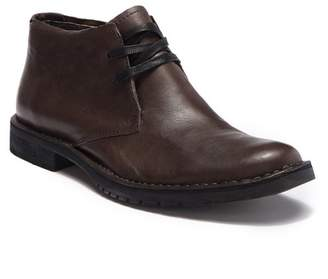 John Varvatos Star Leather Chukka Boot