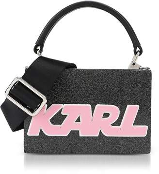 Karl Lagerfeld K/sporty Minaudiere Top Handle Bag