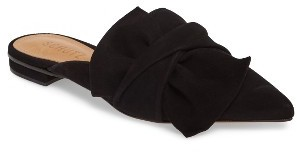 Women's Schutz D'Ana Knotted Loafer Mule $169.95 thestylecure.com